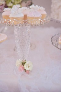 Pink Christening Party via Kara's Party Ideas | KarasPartyIdeas.com #elegant #pink #girl #christening #party #ideas (19)