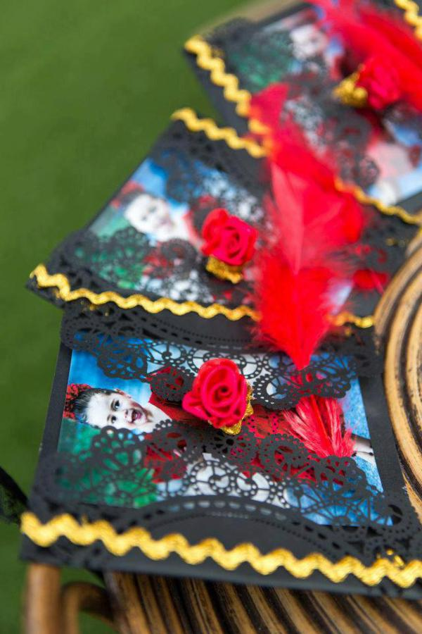 Flamenco Dancer Themed Party via Kara's Party Ideas | KarasPartyIdeas.com #flamenco #dance #rose #red #party #ideas (13)