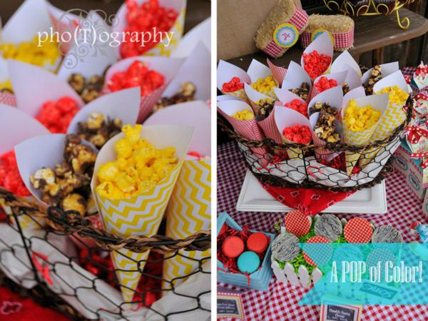 Kara S Party Ideas Farmyard Birthday Bash Kara S Party Ideas