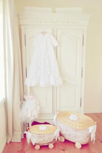 Pink Christening Party via Kara's Party Ideas | KarasPartyIdeas.com #elegant #pink #girl #christening #party #ideas (17)