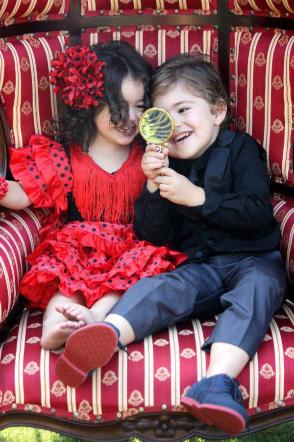 Flamenco Dancer Themed Party via Kara's Party Ideas | KarasPartyIdeas.com #flamenco #dance #rose #red #party #ideas (6)