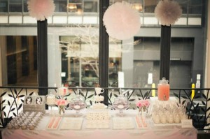 Vintage Parisian Bridal Shower via Kara's Party Ideas | KarasPartyIdeas.com #vintage #paris #parisian #bridal #shower #party #ideas (5)