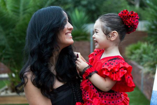 Flamenco Dancer Themed Party via Kara's Party Ideas | KarasPartyIdeas.com #flamenco #dance #rose #red #party #ideas (1)