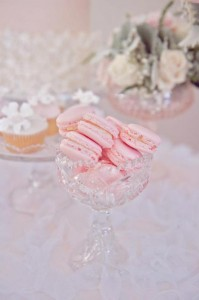 Pink Christening Party via Kara's Party Ideas | KarasPartyIdeas.com #elegant #pink #girl #christening #party #ideas (14)