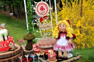Little Red Riding Hood Party via Kara's Party Ideas   KarasPartyIdeas.com #little #red #riding #hood #party #ideas (13)