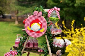 Little Red Riding Hood Party via Kara's Party Ideas | KarasPartyIdeas.com #little #red #riding #hood #party #ideas (8)