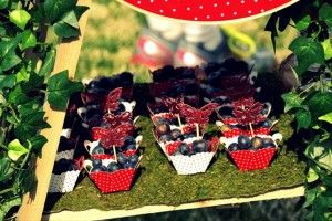 Little Red Riding Hood Party via Kara's Party Ideas   KarasPartyIdeas.com #little #red #riding #hood #party #ideas (5)