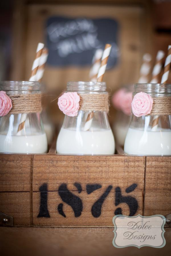 Vintage Cowgirl Party via Kara's Party Ideas | KarasPartyIdeas.com #vintage #cowgirl #farm #birthday #party #ideas (28)