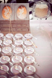 Vintage Parisian Bridal Shower via Kara's Party Ideas | KarasPartyIdeas.com #vintage #paris #parisian #bridal #shower #party #ideas (31)