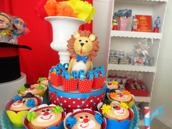 Circus Birthday Party via Kara's Party Ideas | KarasPartyIdeas.com #circus #carnival #birthday #party #ideas (15)