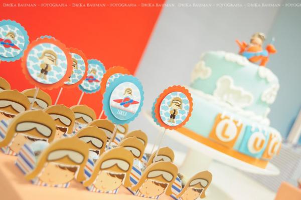 Aviator Birthday Party via Kara's Party Ideas | Kara'sPartyIdeas.com #aviator #birthday #party (24)