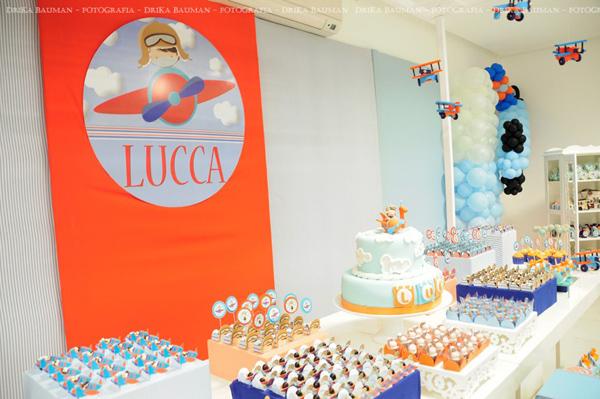 Aviator Birthday Party via Kara's Party Ideas | Kara'sPartyIdeas.com #aviator #birthday #party (18)