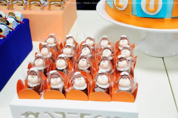 Aviator Birthday Party via Kara's Party Ideas | Kara'sPartyIdeas.com #aviator #birthday #party (17)
