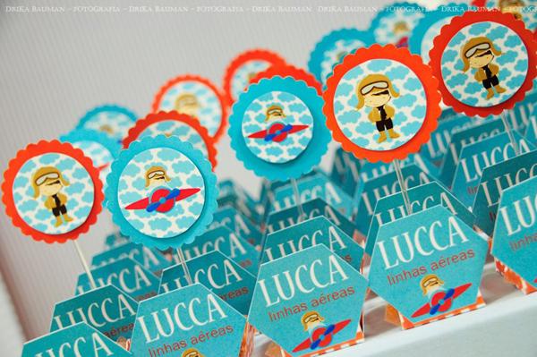 Aviator Birthday Party via Kara's Party Ideas | Kara'sPartyIdeas.com #aviator #birthday #party (16)