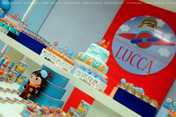 Aviator Birthday Party via Kara's Party Ideas | Kara'sPartyIdeas.com #aviator #birthday #party (9)
