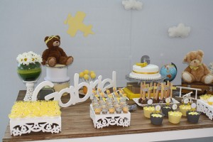 Aviator Bear Baby Shower #aviator #bear #baby #shower (14)