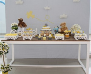 Aviator Bear Baby Shower #aviator #bear #baby #shower (7)