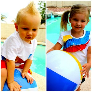 Beach Ball Birthday Bash via Kara's Party Ideas | Kara'sPartyIdeas.com #beach #ball #birthday #bash (30)