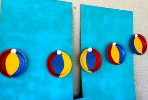 Beach Ball Birthday Bash via Kara's Party Ideas | Kara'sPartyIdeas.com #beach #ball #birthday #bash (14)