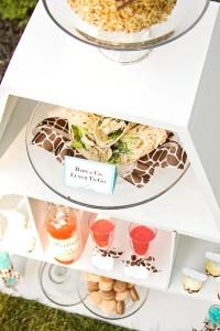Baby & Co. Tiffany's Baby Shower via Kara's Party Ideas | KarasPartyIdeas.com #tiffanys #blue #baby #shower #party #ideas #favors (14)