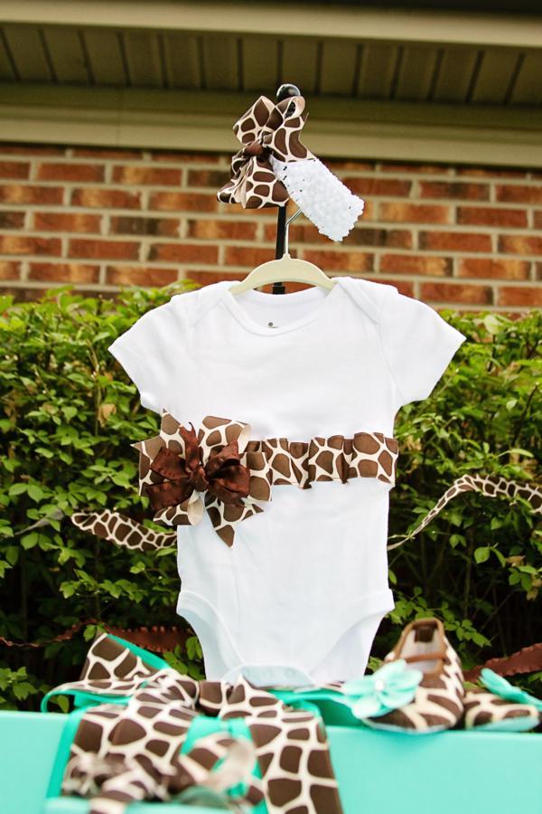 Baby & Co. Tiffany's Baby Shower via Kara's Party Ideas | KarasPartyIdeas.com #tiffanys #blue #baby #shower #party #ideas #favors (11)