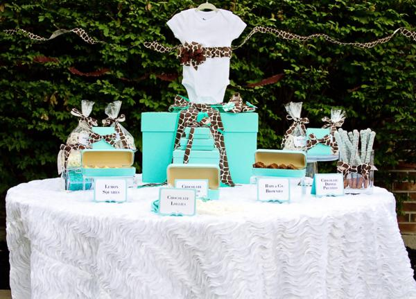 Superb Tiffanyu0027s Baby Shower Via Karau0027s Party Ideas | KarasPartyIdeas.com #