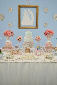 Cinderella Themed Birthday Party via Kara's Party Ideas | Kara'sPartyIdeas.com #cinderella #themed #birthday #party (17)