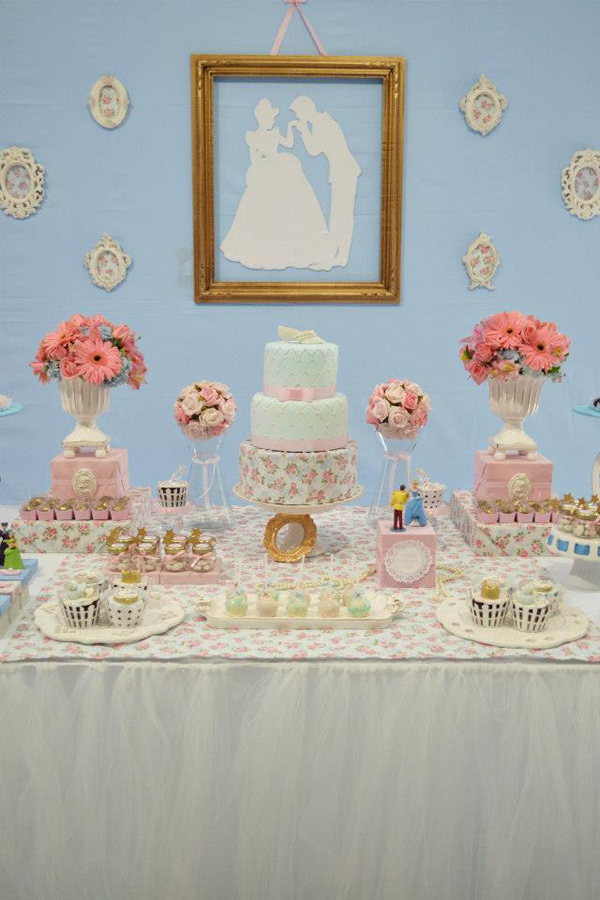 Cinderella Story Book Cake Ideas And Designs