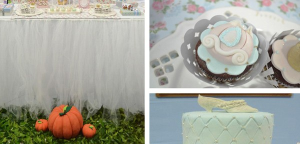 Cinderella Themed Birthday Party via Kara's Party Ideas | Kara'sPartyIdeas.com #cinderella #themed #birthday #party (1)