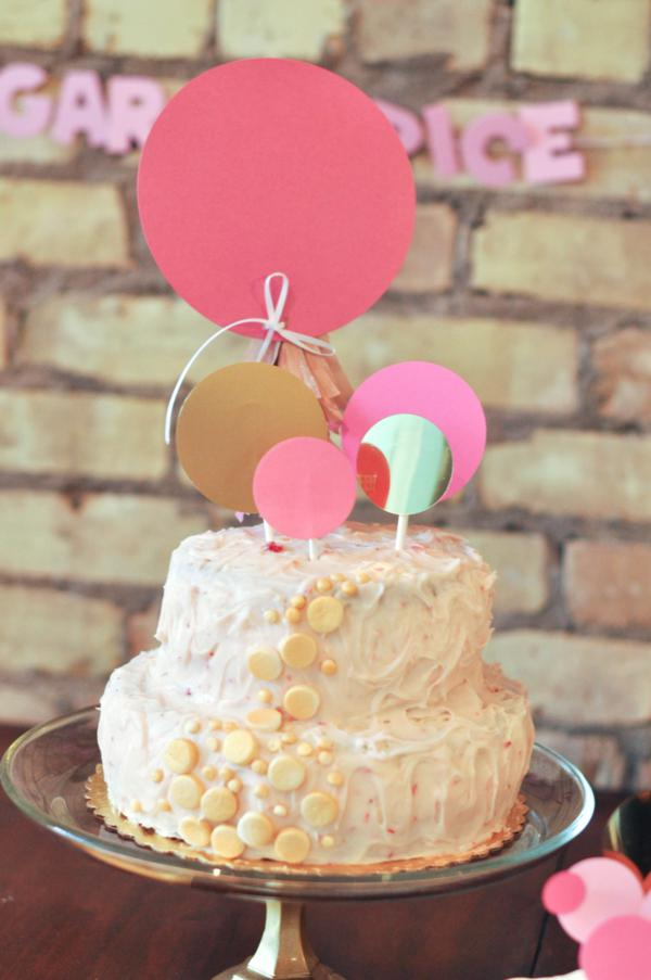 Confetti Baby Shower via Kara's Party Ideas | KarasPartyIdeas.com #confetti #baby #shower #ideas (32)