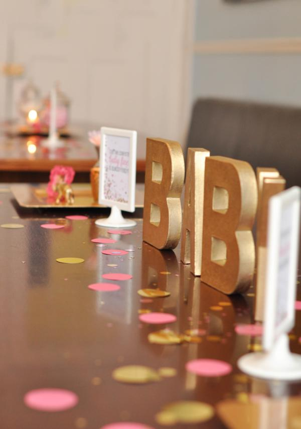 Confetti Baby Shower via Kara's Party Ideas | KarasPartyIdeas.com #confetti #baby #shower #ideas (22)