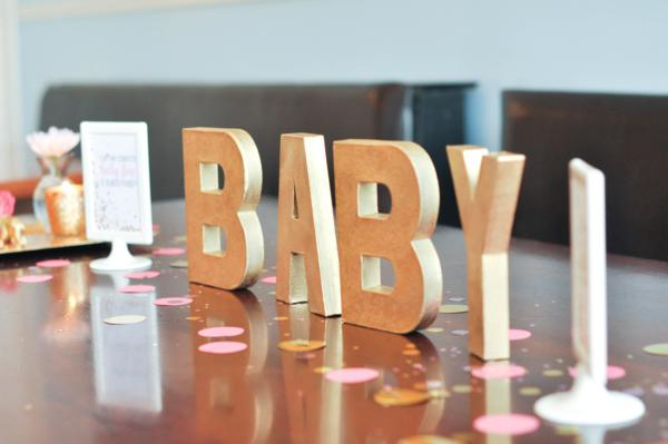 Confetti Baby Shower via Kara's Party Ideas | KarasPartyIdeas.com #confetti #baby #shower #ideas (21)
