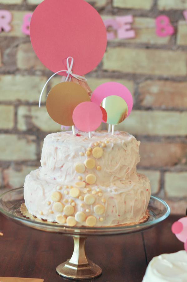 Confetti Baby Shower via Kara's Party Ideas | KarasPartyIdeas.com #confetti #baby #shower #ideas (18)