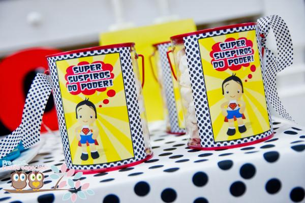 Superhero Birthday Party via Kara's Party Ideas | KarasPartyIdeas.com #superhero #super #hero #spiderman #superman #party #ideas (17)