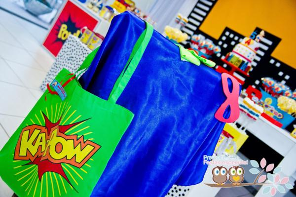 Superhero Birthday Party via Kara's Party Ideas | KarasPartyIdeas.com #superhero #super #hero #spiderman #superman #party #ideas (2)