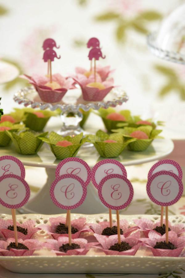 Elephant 1st Birthday Party via Kara's Party Ideas | KarasPartyIdeas.com #elephant #party #baby #shower #ideas (55)