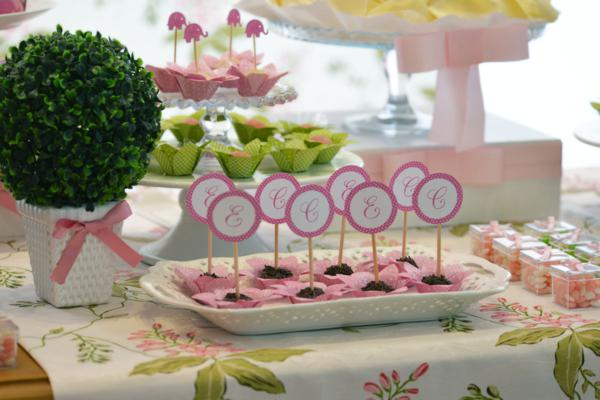 Elephant 1st Birthday Party via Kara's Party Ideas | KarasPartyIdeas.com #elephant #party #baby #shower #ideas (47)