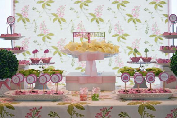 Elephant 1st Birthday Party via Kara's Party Ideas | KarasPartyIdeas.com #elephant #party #baby #shower #ideas (31)