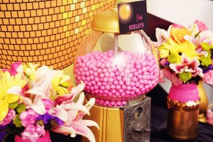 Disco Glam 12th Birthday Party via Kara's Party Ideas| Kara'sPartyIdeas.com #disco #glam #birthday #party (19)