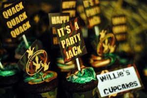 Duck Dynasty Themed Party via Kara's Party Ideas | Kara'sPartyIdeas.com #duck #dynasty #themed #party (19)