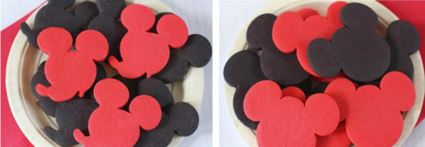 Vintage Mickey Mouse Party via Kara's Party Ideas | KarasPartyIdeas.com #disney #vintage #mickey #mouse #party #ideas (6)