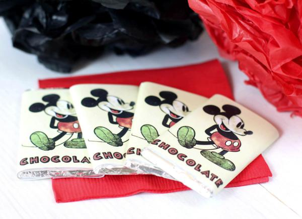 Vintage Mickey Mouse Party via Kara's Party Ideas | KarasPartyIdeas.com #disney #vintage #mickey #mouse #party #ideas (9)