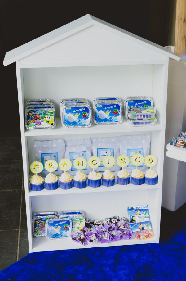 Disney's Club Penguin Party via Kara's Party Ideas | KarasPartyIdeas.com #disney #club #penguin #party #ideas (9)