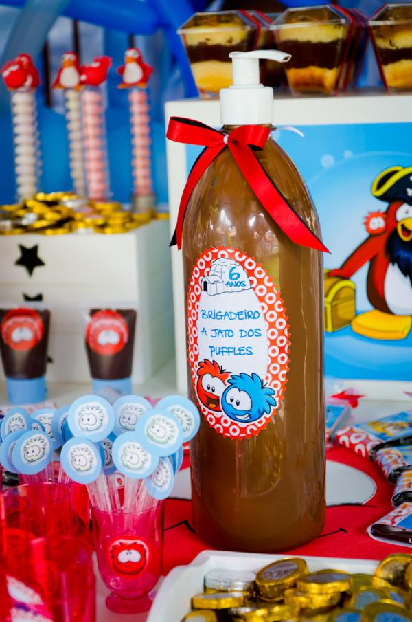 Disney's Club Penguin Party via Kara's Party Ideas | KarasPartyIdeas.com #disney #club #penguin #party #ideas (5)