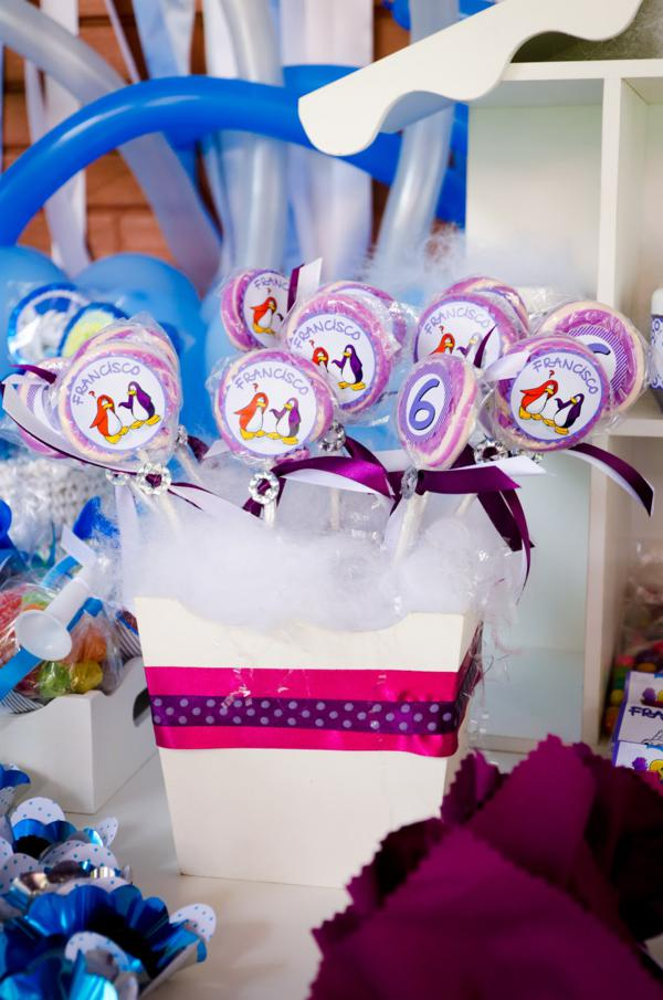 Disney's Club Penguin Party via Kara's Party Ideas | KarasPartyIdeas.com #disney #club #penguin #party #ideas (32)