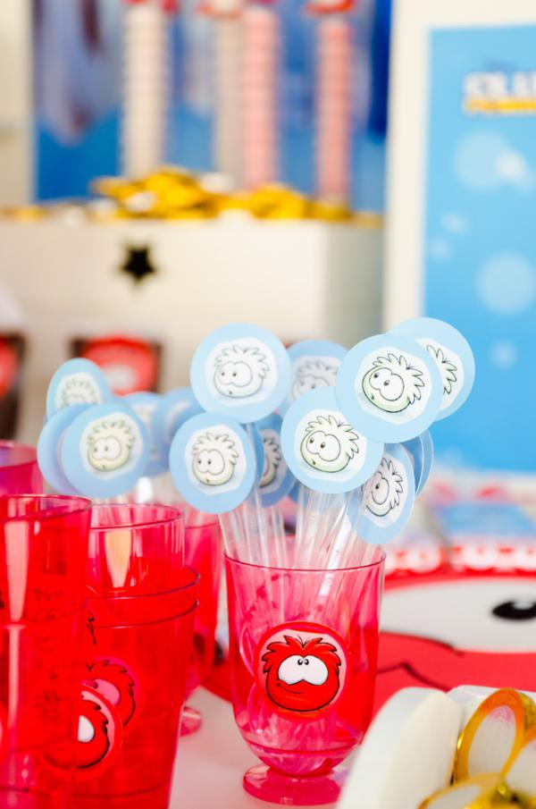 Disney's Club Penguin Party via Kara's Party Ideas | KarasPartyIdeas.com #disney #club #penguin #party #ideas (28)