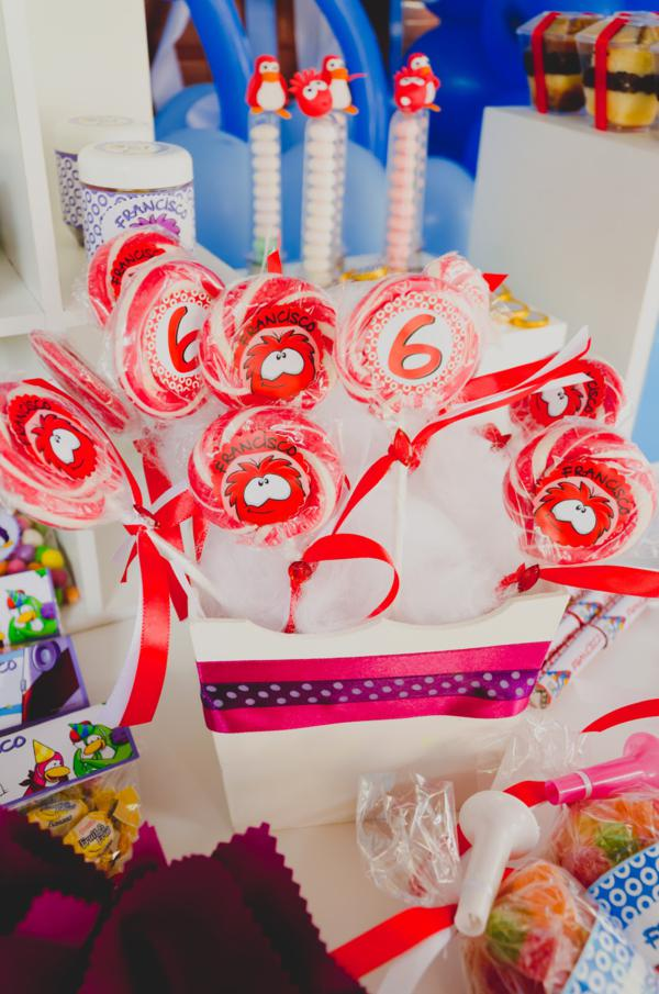 Disney's Club Penguin Party via Kara's Party Ideas | KarasPartyIdeas.com #disney #club #penguin #party #ideas (22)