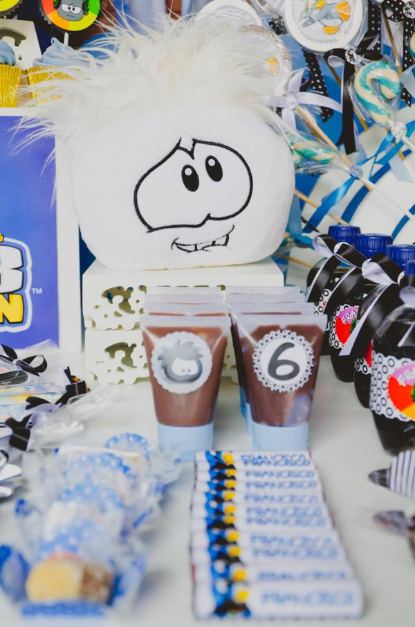 Disney's Club Penguin Party via Kara's Party Ideas | KarasPartyIdeas.com #disney #club #penguin #party #ideas (16)