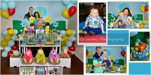 Galinha Pintadinha Birthday Party via Kara's Party Ideas | Kara'sPartyIdeas.com #galinha #pintadinha #birthday #party (14)