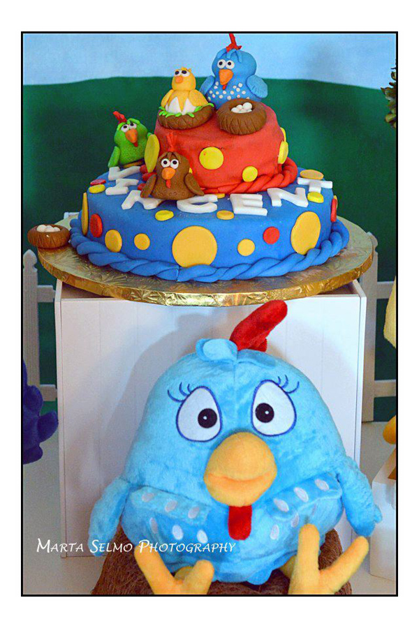 Galinha Pintadinha Birthday Party via Kara's Party Ideas | Kara'sPartyIdeas.com #galinha #pintadinha #birthday #party (11)